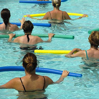 Rehagymnastik Aqua