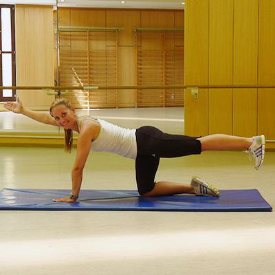 Rücken- und Gesundheitsgymnastik