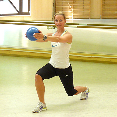 Rehagymnastik Hüfte/ Knie